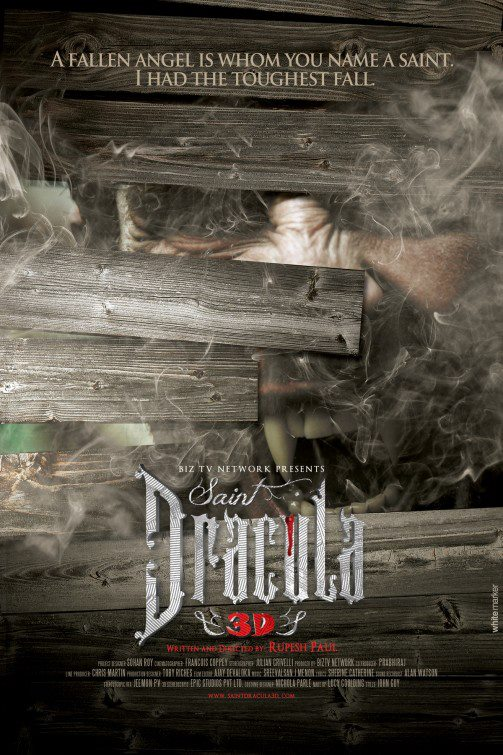 'Saint Dracula 3D': Rupesh Paul's another spicy flick