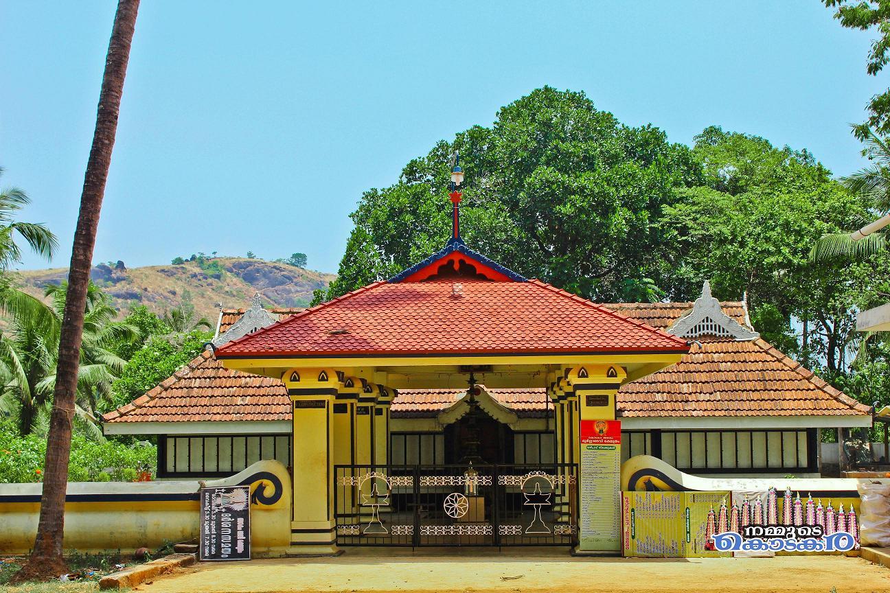 ദുര്ഗ്ഗാദേവീ ക്ഷേത്രം,അഴകം.