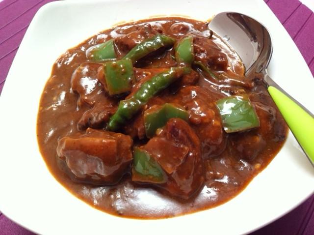 Chicken Manchurian with Gravy…