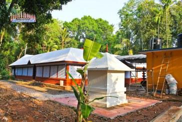 എടവന  ശ്രീ മഹാവിഷ്ണു ക്ഷേത്രം.