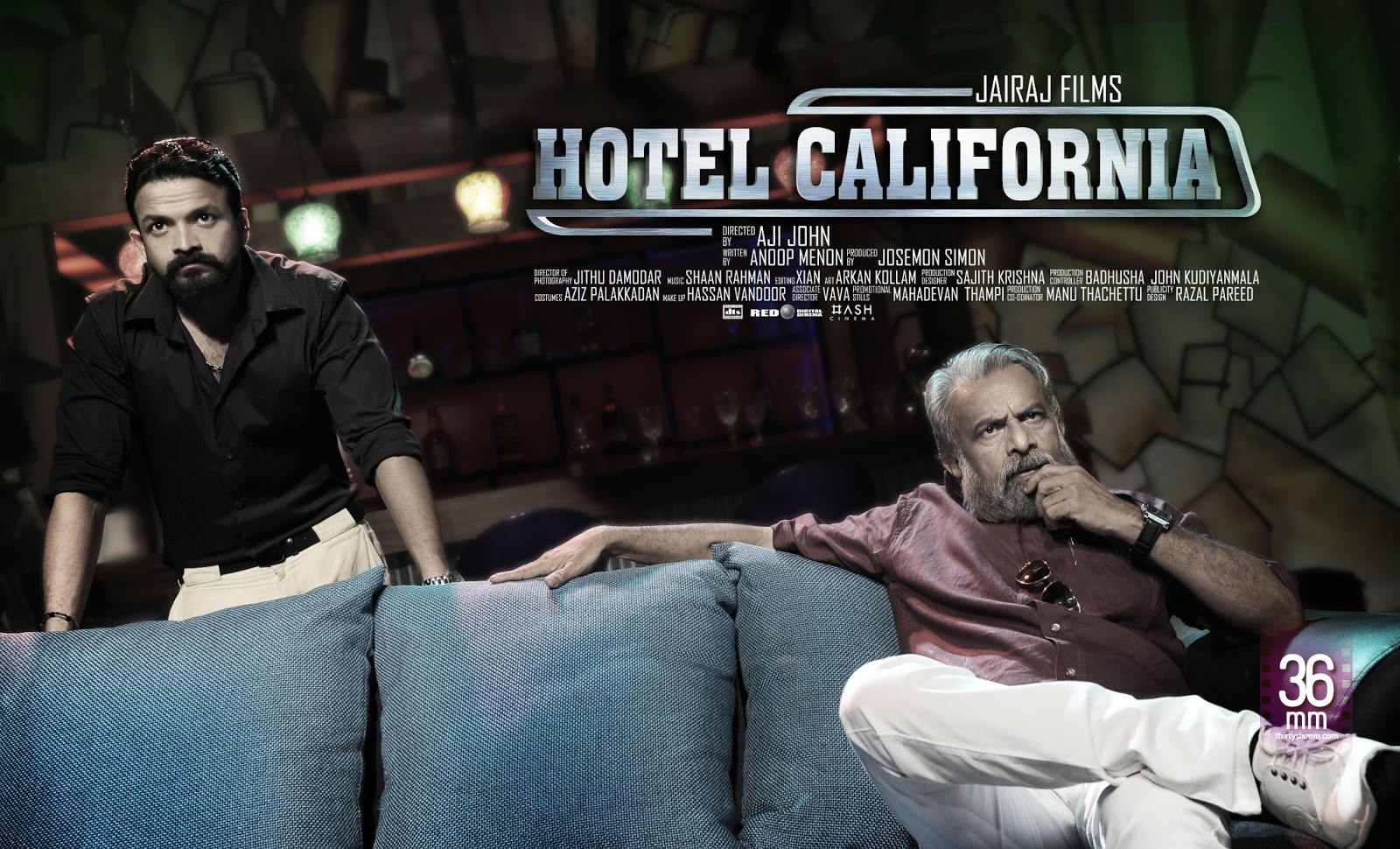 Hotel California Opens This Friday !!