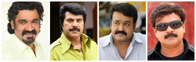 Mohanlal and Dileep Join Mammootty In Kadal kadannu Oru Mathukutty