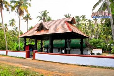 കരുപ്പാംകുളങ്ങര ശ്രീ ധര്മ്മ ശാസ്താ ക്ഷേത്രം.