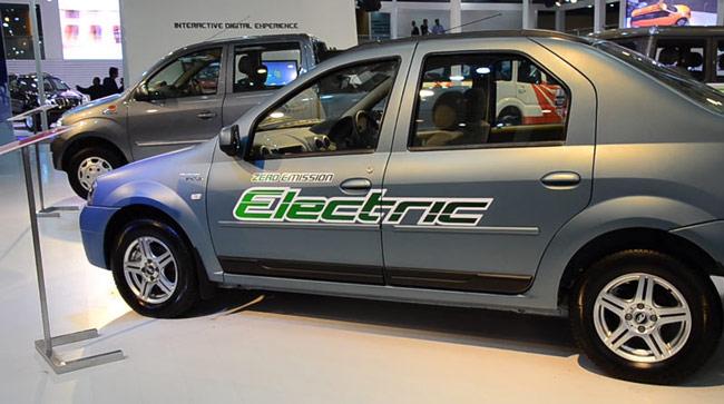Mahindra to Develop Bigger Electric Vehicles, R&D starts at Bangalore