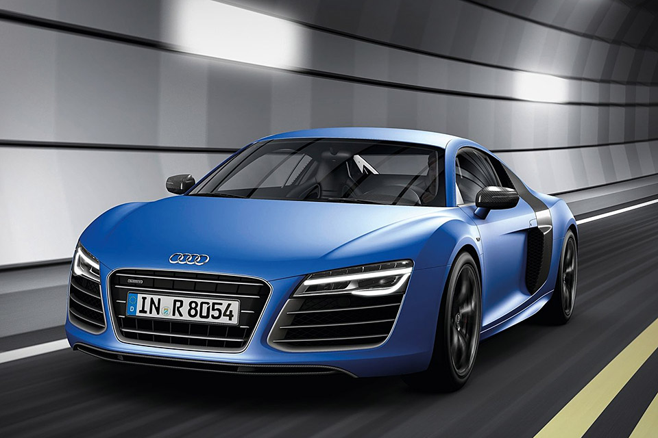 Audi R8 V10 plus launched at Rs 2.05 Crore..