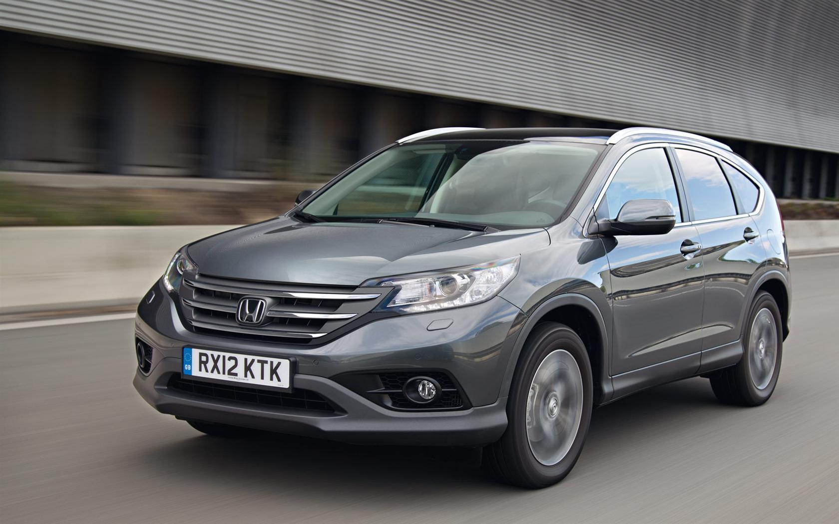 Honda CR-V World's Best-Selling SUV in 2012