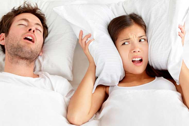 Ways to reduce snoring…