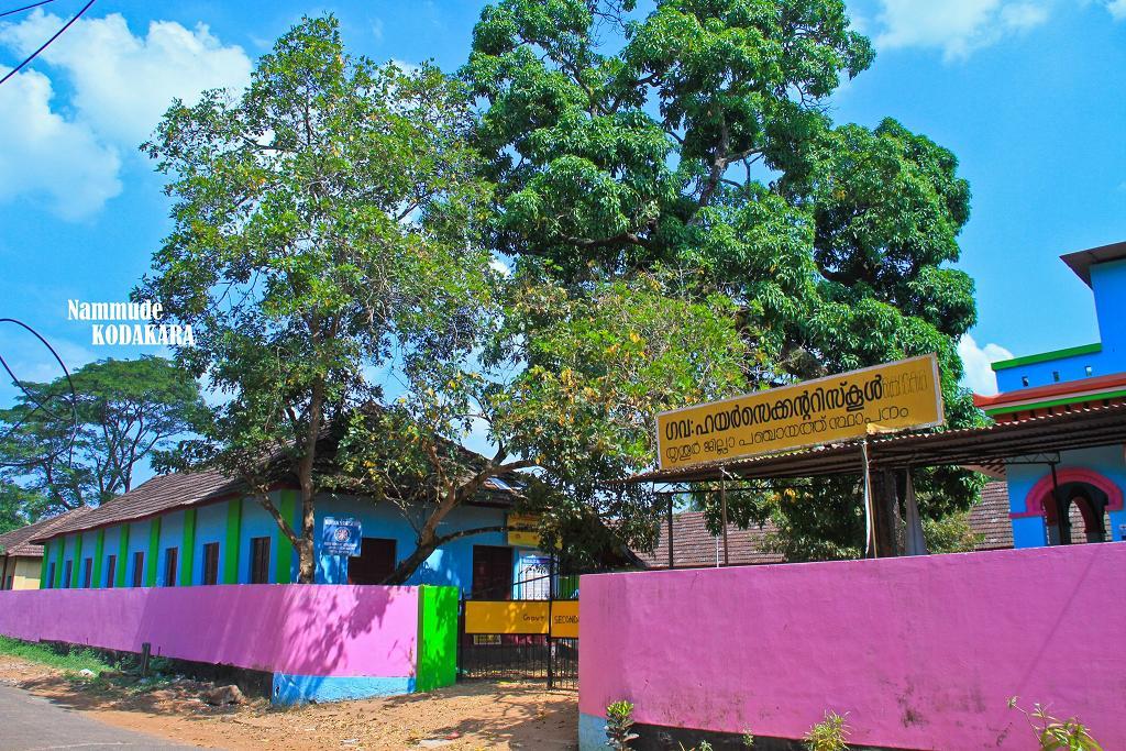 കൊടകര ജി. എച്ച്. എസ്സ്. സ്കൂൾ ചരിത്രത്തിലേക്ക് ഒരു എത്തി നോട്ടം.