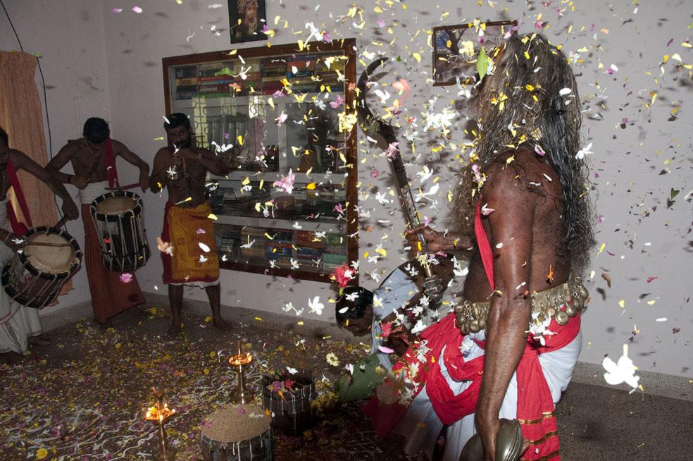 പുത്തൂക്കാവ് താലപ്പൊലി: കൊടിയേറ്റവും പറപുറപ്പാടും 25 ന്