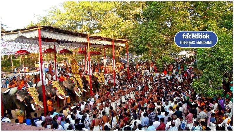 പുത്തൂക്കാവ് താലപ്പൊലി കാവില്ദേശത്തിന്റെ ആഭിമുഖ്യത്തില് 23 ന് ആഘോഷിക്കും