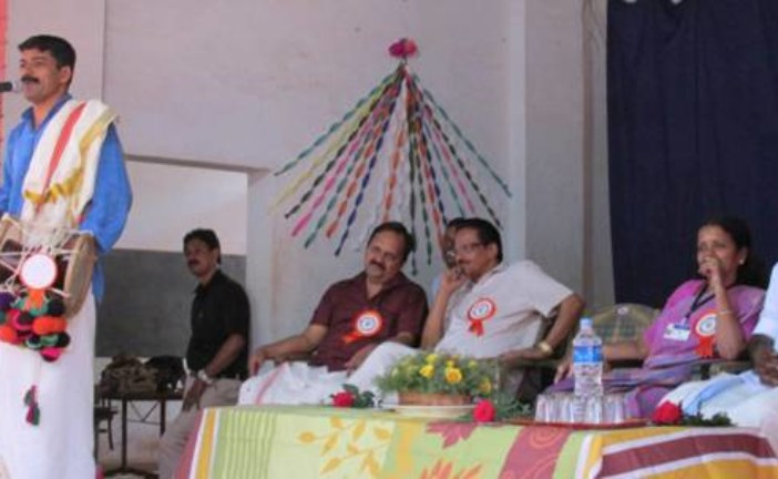 ആനന്ദപുരം ശ്രീകൃഷ്ണ ഹയര്സെക്കണ്ടറി സ്കൂളില് പ്രതിഭാസംഗമം നടത്തി
