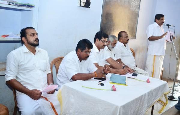 ജെ.എസ്.എസ്. പുതുക്കാട് നിയോജകമണ്ഡലം കണ്വെന്ഷന് നടന്നു