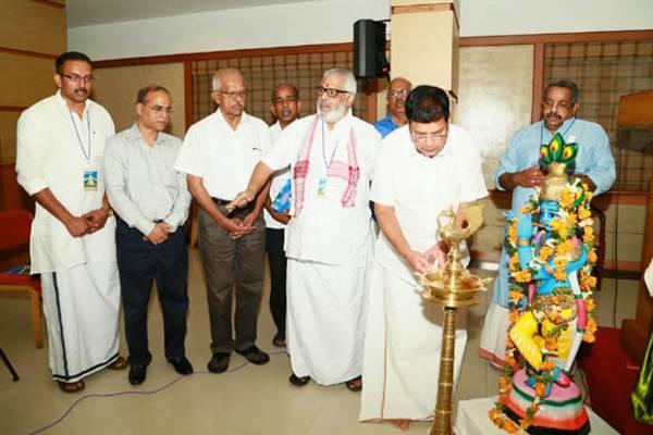 കൊടകരയില് അന്താരാഷ്ട്രശ്രീകൃഷ്ണകേന്ദ്രം അഞ്ച് വര്ഷംകൊണ്ട് നിര്മ്മാണം പൂര്ത്തിയാക്കും