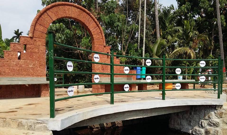 വിശ്രമകേന്ദ്രവും ശലഭോദ്യാനവും ഒരുങ്ങി; സൗന്ദര്യതീരമായി പെരിങ്ങാംകുളം