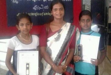 സംസ്ഥാന സ്റ്റുഡന്റ്സ് എനര്ജി കോണ്ഗ്രസ്സ് 2016 ;  രണ്ടാം സ്ഥാനം നേടിയവര്
