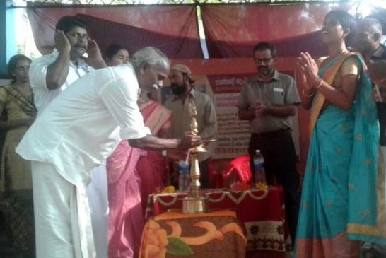 സംസ്ഥാനതലത്തില് രണ്ടാം സ്ഥാനം നേടിയ ലൂര്ദുപുരം ഗവ യു പി സ്കൂളിലെ കുട്ടികളെ അനുമോദിച്ചു