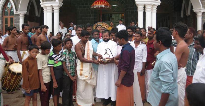 കനകമല തീര്ത്ഥാടനകേന്ദ്രം മതസൗഹാര്ദ്ദ വേദിയായി