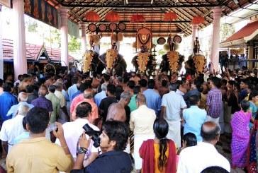 കൊടകര പൂനിലാര്ക്കാവില് തൃക്കാര്ത്തിക ഭക്തിസാന്ദ്രം
