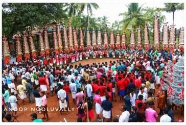 ചെമ്പുച്ചിറ പൂരം-കാവടി മഹോത്സവം ഞായറാഴ്ച.