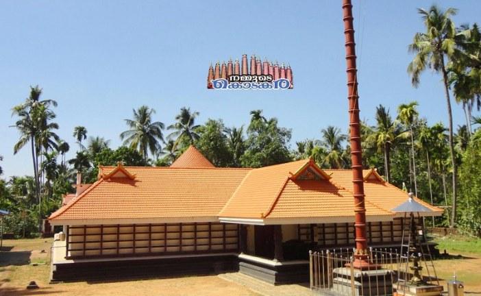 തേശ്ശേരി ചീക്കാമുണ്ടി ക്ഷേത്രത്തില് മഹാരുദ്രാഭിഷേകം