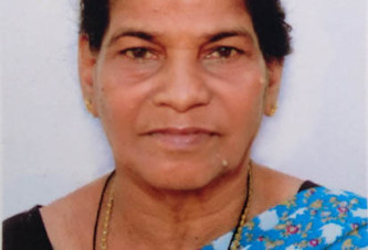 പാറേക്കാട്ടുകര കാച്ചപ്പിള്ളി ചേറങ്ങാടന് വീട്ടില് വറീത് ഭാര്യ ത്രേസ്യ (76) നിര്യാതയായി