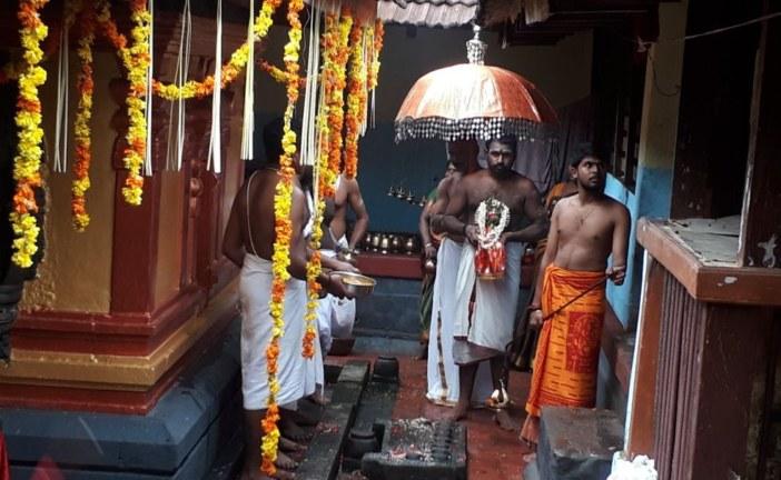 കൊടുങ്ങ ശ്രീ ദുര്ഗ്ഗാദേവീ ക്ഷേത്രത്തില്പ്രതിഷ്ഠാദിനം ആഘോഷിച്ചു.