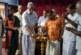 ക്ഷേത്രവാദ്യകലാകാരന് കൊടകര ഉണ്ണിയെ സുവര്ണ്ണഹാരം അണിയിച്ച് ആദരിക്കുന്ന സഹസ്രാദരം പരിപാടിയുടെ ആദ്യബ്രോഷര് പ്രകാശനവും സ്വാഗതസംഘം ഓഫീസ് ഉദ്ഘാടനവും നടന്നു