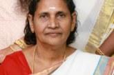 ആർ എസ് പി മുൻ തൃശൂർ ജില്ലാ സെക്രട്ടറി ചെമ്പുച്ചിറ ശ്രീധരൻ ഭാര്യ കൗസല്യ (69) നിര്യതയായി