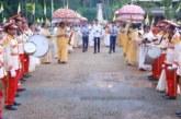 ഫാത്തിമമാതാവിന്റെ സന്ദേശയാത്രയ്ക്ക് ആനത്തടം ഇടവകയില് സ്വീകരണം നല്കി