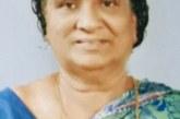 വെല്ലപ്പാടി കായപ്പുറം വീട്ടില് പരേതനായ നായണന്റെ ഭാര്യ തങ്കമണി (80) നിര്യാതയായി