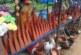 പ്രളയദുരിതത്തിലും കൊടകരയുടെ സ്വന്തം തൃക്കാക്കരയപ്പനുകള് വിപണികീഴടക്കുന്നു