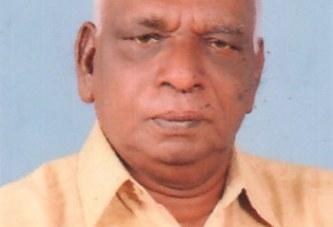 അഴകം തോപ്പിൽ വീട്ടിൽ വി.വിഷ്ണുദാസ് (74) നിര്യാതനായി.