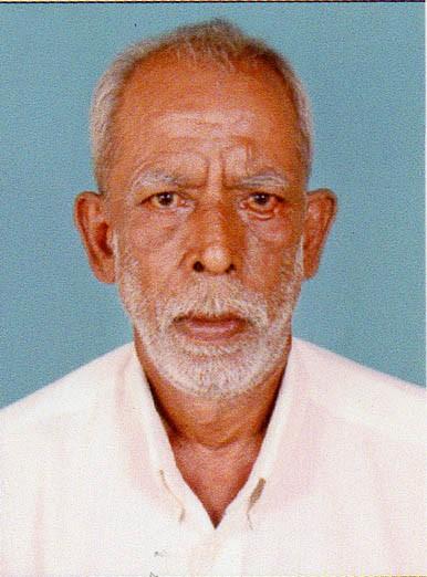 വട്ടേക്കാട് തടത്തില് വീട്ടില് ബാലകൃഷ്ണന് (70) നിര്യാതനായി