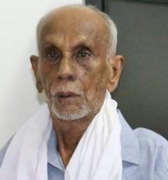 ഇല്ലത്തുപറമ്പിൽ പാപ്പു (95 )നിര്യാതനായി