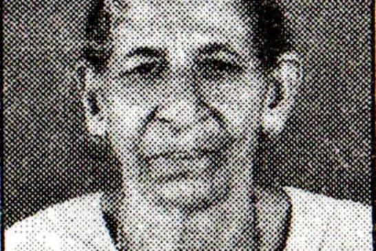 മേനാച്ചേരി ആരോത വീട്ടില് പരേതനായ യാക്കോബിന്റെ ഭാര്യ മേരി (85) നിര്യാതയായി.
