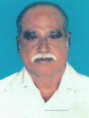 വല്ലപ്പാടി തടത്തില് വീട്ടില് ഗോപാലന് (76) നിര്യാതനായി