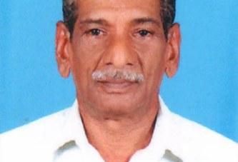 മനക്കുളങ്ങര കോന്നാത്ത് വീട്ടില് ഗോപാലകൃഷ്ണന് നായര് (79) നിര്യാതനായി.