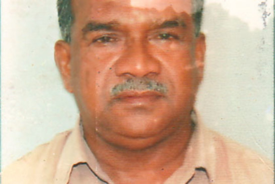 മനക്കുളങ്ങര കാടുവെട്ടി വീട്ടില് പരേതനായ വേലുക്കുട്ടി മകന് ശിവദാസന് (60) നിര്യാതനായി.