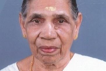 കാവില് ആനക്കല്ലിങ്ങല് പരേതനായ കുട്ടപ്പന് ഭാര്യ സുഭദ്ര(86) നിര്യാതയായി.