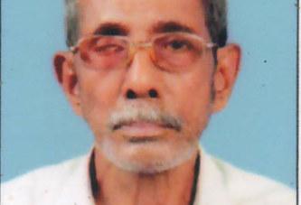 മറ്റത്തൂര്കുന്ന് പാറയില് വെളയനാട്ടുകാരന് അന്തോണി (84) നിര്യാതനായി