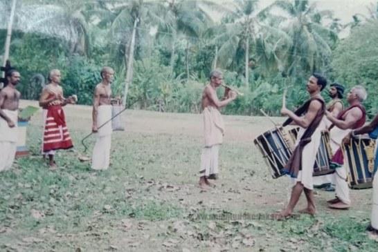 കുറുംകുഴല് ആചാര്യന് കൊടകര കൃഷ്ണന് കുട്ടി നായര് (1933 -2017 )