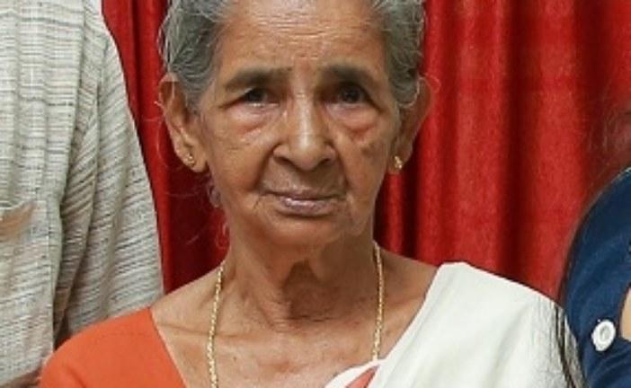 കടമ്പോട് കിഴുപ്പുള്ളി പരേതനായ കൃഷ്ണന് ഭാര്യ സുമതി (82) അന്തരിച്ചു
