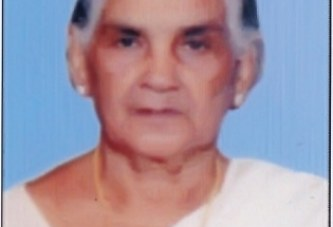 മറ്റത്തൂര് പൂക്കോടന് വീട്ടില് മാധവന്റെ ഭാര്യ ചന്ദ്രിക (89) അന്തരിച്ചു.