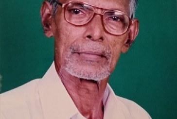 കോനിക്കര റപ്പായി (92) അന്തരിച്ചു