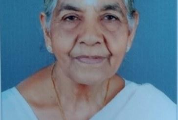 മറ്റത്തൂര് തെക്കൂട്ട് പരേതനായ ബാലകൃഷ്ണന് ഭാര്യ നന്ദിനി (89) അന്തരിച്ചു.