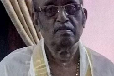 കാവില് പുന്നാടത്ത് രാമചന്ദ്രന്നായര്(സുന്ദരന്-74) അന്തരിച്ചു.