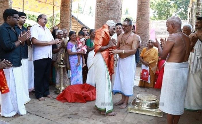 ഇനിയില്ല 'മഹാദേവ' എന്ന വിളി……….