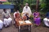 എം.പി. നാരായണ പിഷാരടിയെ ആദരിച്ചു