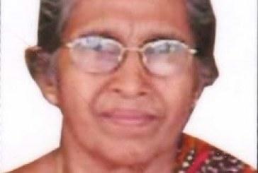 ആനന്ദപുരം കൊച്ചിപറമ്പത്ത് വീട്ടില് പരേതനായ ഉണ്ണികൃഷ്ണന്റെ ഭാര്യ കൗസല്യ (72) അന്തരിച്ചു.