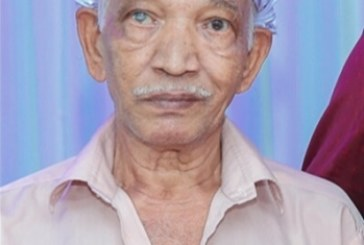 അരിമ്പാത്തൊടി അലി (84) അന്തരിച്ചു.